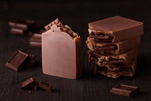 Мыло шоколадное
